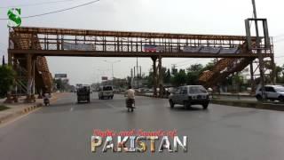 Murree Road - Benazir Bhutto Road, Rawalpindi Pakistan (2014)