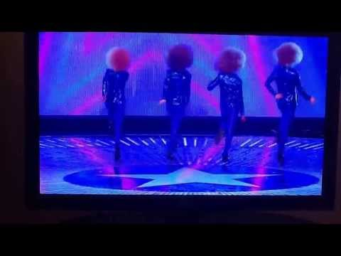 MINI MOVES - GOT TO DANCE 4 - SEMI FINAL 2013