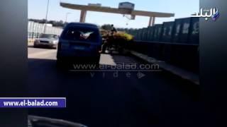 بالفيديو.. فتح قناطر إسنا الملاحية امام السيارات