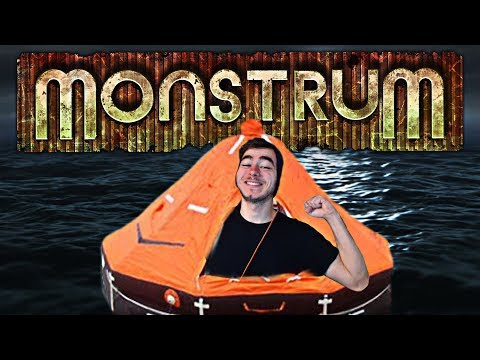 ESCAPING ON THE LIFE RAFT! | Monstrum #6 | RAFT ENDING