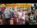 Download Video MKHITARYAN AL DEBUTTO! STO MAAAALEEEE!! - Roma-Sassuolo 4-2 | REACTION dallo STADIO OLIMPICO MP4,  Mp3,  Flv, 3GP & WebM gratis