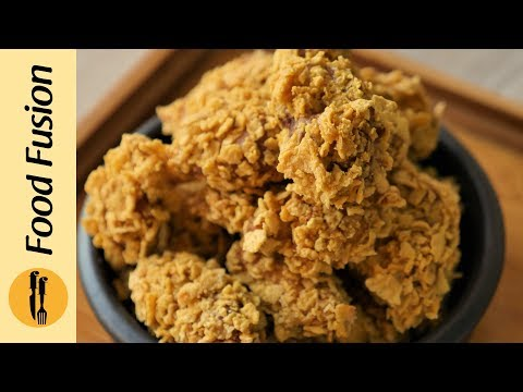 Baked & Air Fried Chicken Tender Pops By Food Fusion