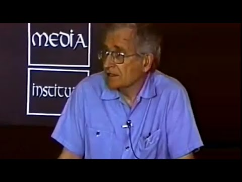 Noam Chomsky - Postmodernism I