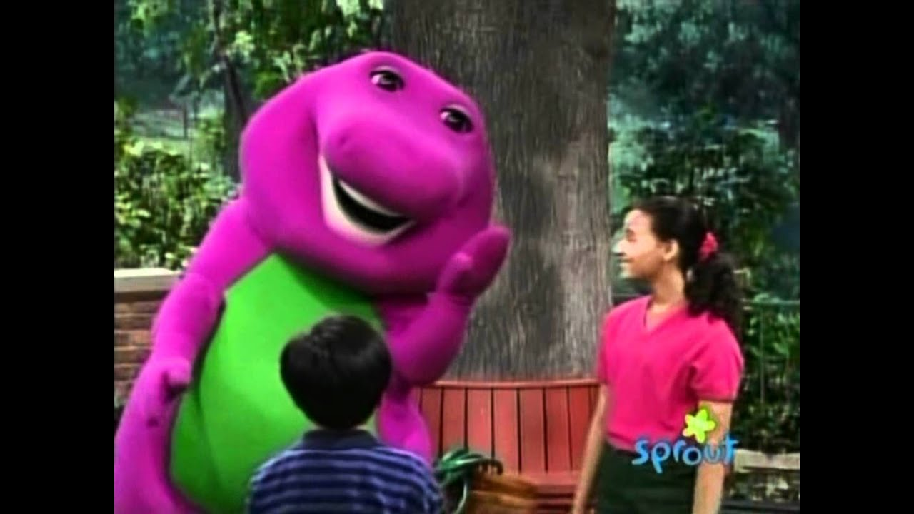 Barney Amp Friends How Does Your Garden Grow Hd 720p