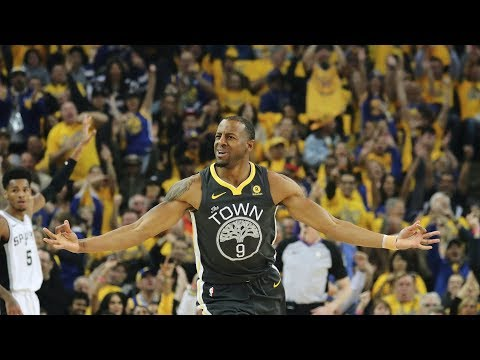 Dieter Kurtenbach on the Warriors win over the Spurs and Iguodala's performance