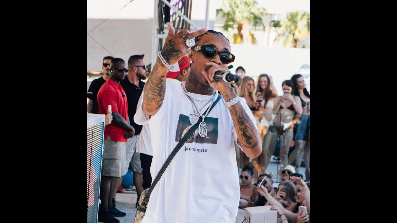Woman asks a Judge to Sieze Tyga's Belongings after he failed to pay up on a $2.1 mil judgement.