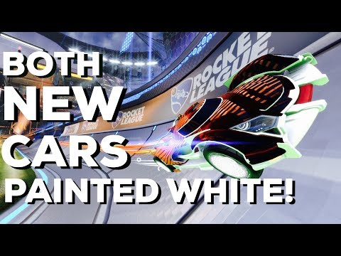 CENTIO AND ANIMUS WHITE Friday 2v2 [Part 1] | Rocket League