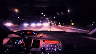 2007 Honda Civic Si - Car Camera Mount & Test Drive