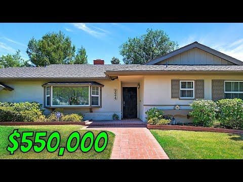 Houses In California For Sale - Redlands CA