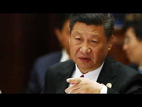 News Update Top Chinese officials 'plotted to overthrow Xi Jinping' 20/10/17