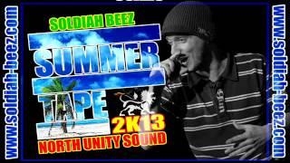"""Reggae Français """"SCARS"""" - PLONGER DANS TON REGARD  (SUMMER TAPE 2K13)"""