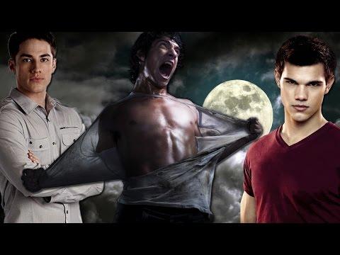 Werewolves Comparison   Teen Wolf, Vampire Diaries & Twilight
