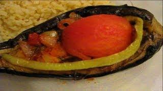 İmam bayıldı. Имам в обмороке от такой вкусняшки :) Турецкая кухня. TURKEY. IZMIR.