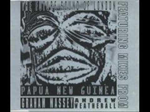 "The Future Sound of London - Papua New Guinea (12"" Original)"