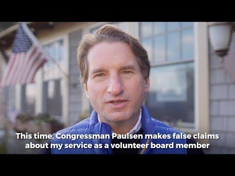 Erik Paulsen's Latest Dishonest Attack Ad