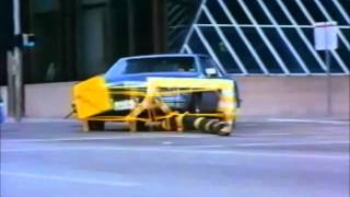 Black Snow (1990) Car Chase