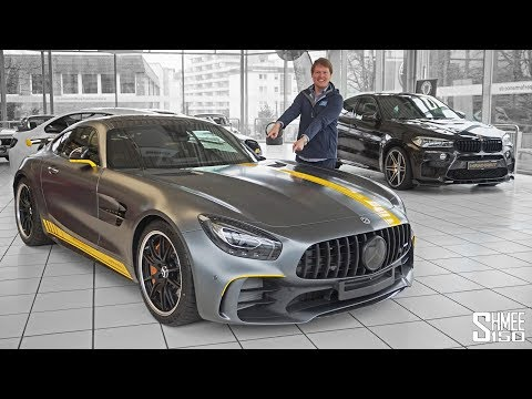 What About This Design For My AMG GT R? | VISIT