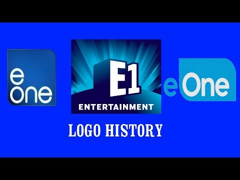 E-One Entertainment Logo History (#139)