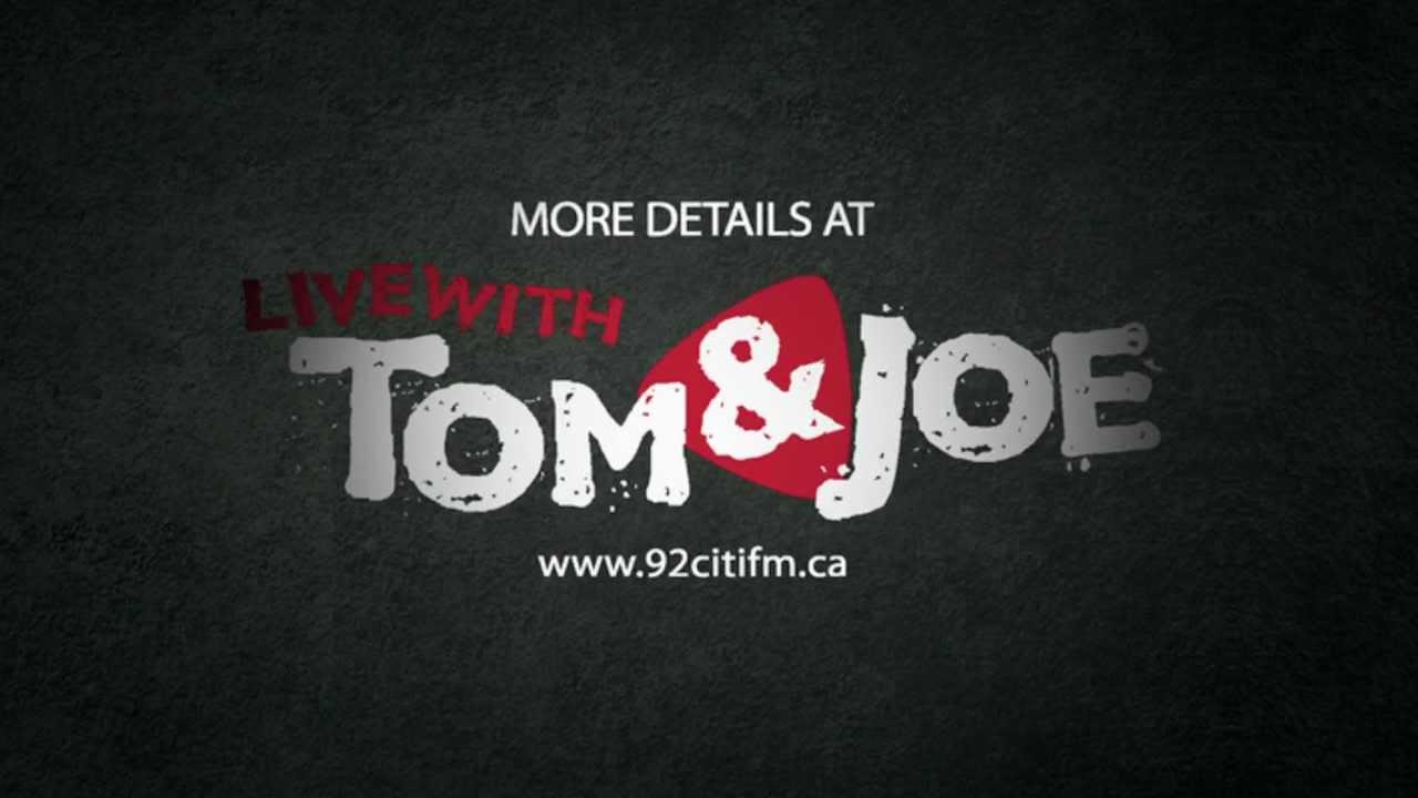92 CITI FM Live With Tom Joe Win A Trip To Las Vegas September