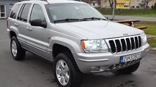 Jeep Grand Cherokee 2,7 CRD Limited
