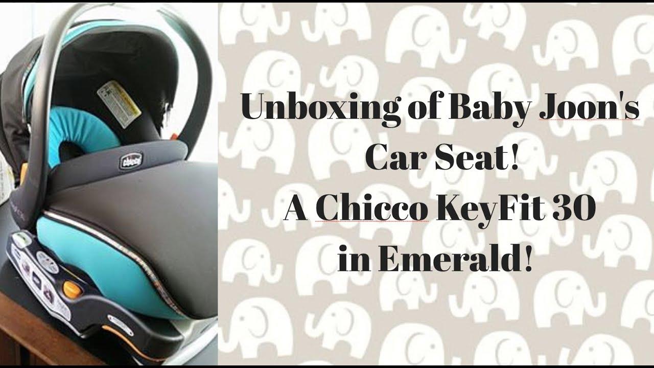 Infant Seat Unboxing