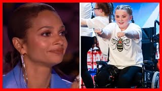 Britain's Got Talent 2018: Alesha Dixon breaks down over Manchester survivor's audition