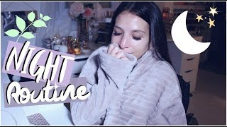♡ Night Routine 🍂 (Automne Edition)