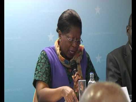JUSTINE KASA VUBU  EVALUE LA SITUATION POLITIQUE DU CONGO