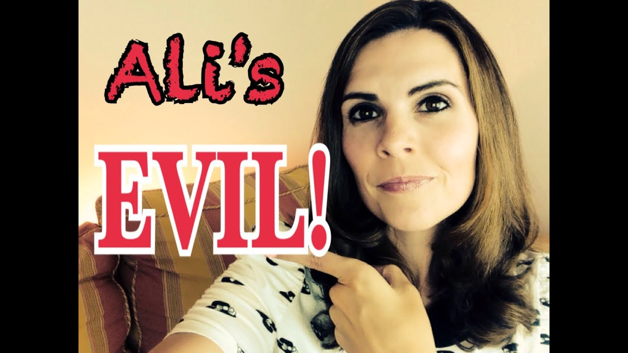 Pretty Little Liars Season 5 Episode 10: A Dark Ali Recap/Theories