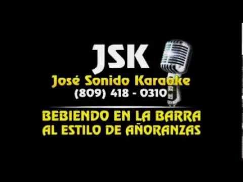 Bebiendo En La Barra Karaoke