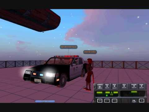 the new RWU Patrol car 2.0