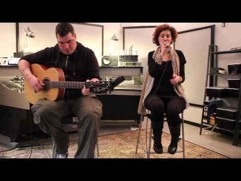 Breathe Acoustic Duo - All About The Bass (Meghan Trainor) - Acoustic Cover