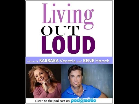 """Living Out Loud"" with Barbara Venezia - Danielle Kennedy from ""Narco"" - Podcast #14"