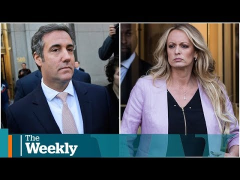 Stormy Daniels case converging with Russian election meddling