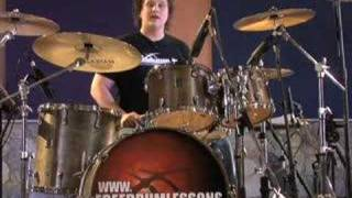 Double Bass Beats - Drum Lessons(FREE Series: The Top 3 Bass Drum Techniques - http://bit.ly/OvzisC . This video lesson covers six popular double bass drum beats. Assuming you've already ..., 2007-08-12T03:05:33.000Z)