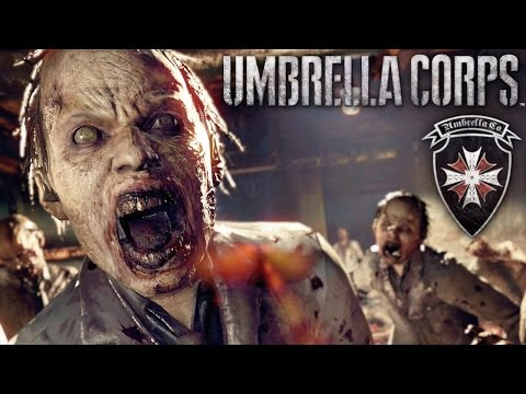 Umbrella Corps Gameplay - NEW PVP ZOMBIE GAME in Resident Evil Universe