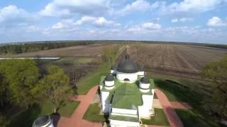 Качановка, весна 2016(Полёты над усадьбой ранней весной. День выдался нелётным, резкий порывистый ветер, и слишком много солнца..., 2016-04-18T22:22:23.000Z)