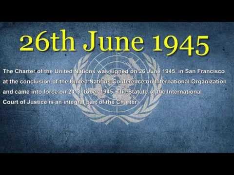 26th June 1945