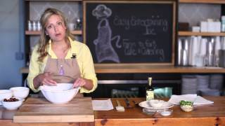 Chicken Salad With Grapes & White Balsamic Vinegar : Cafe Foods At Home