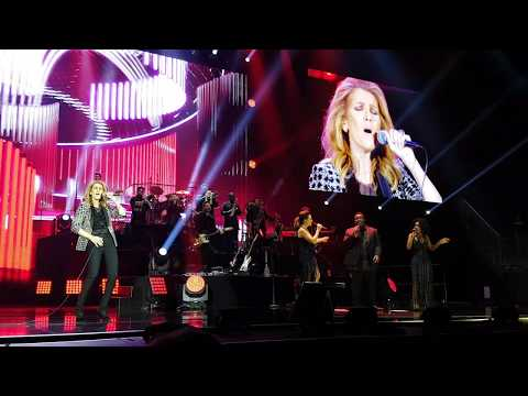 Celine Dion - That's The Way It Is - London (DVD Recording - 29/07/2017)