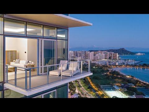 The Waiea Grand Penthouse, Ward Village, Honolulu, Hawaii