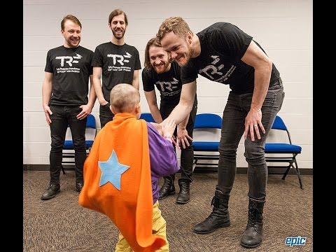 Make a Superhero Fly - Tyler Robinson Foundation (OFFICIAL)