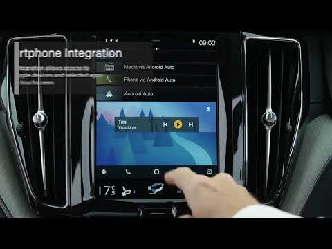 Volvo XC60 Smartphone Integration Possible | DSF my