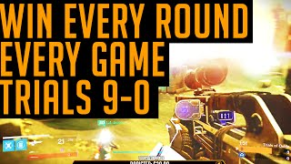 Destiny Trials of Osiris 35-0 | WIN Every ROUND, Every Game Flawless
