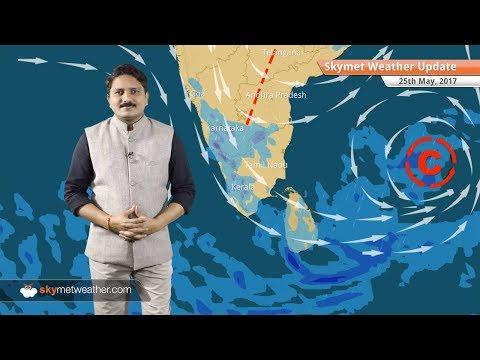 Weather Forecast for May 25: Rain in Himachal, Uttarakhand, Hot weather in Delhi, Haryana