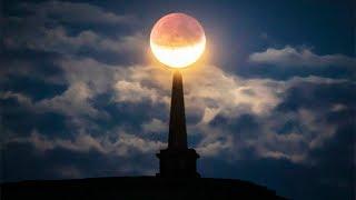 Partial lunar eclipse seen across globe