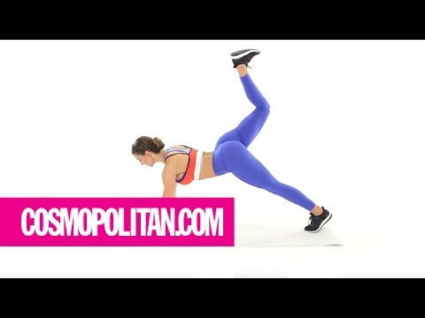 9 Better Butt Moves - No Equipment Required | Cosmopolitan