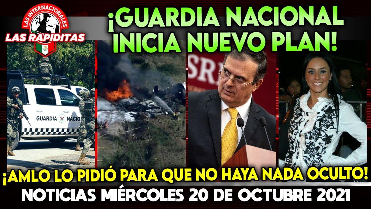 NADIE LO ESPERABA! GUARDIA NACIONAL INICIA NUEVO PLAN! AMLO LO PIDIÓ PARA ACABAR CON CORRUPCION!