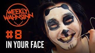 [8] In Your Face - Tierische Gesichtsschminke für die Bohnen | Weekly Wahnsinn | 30.03.2016