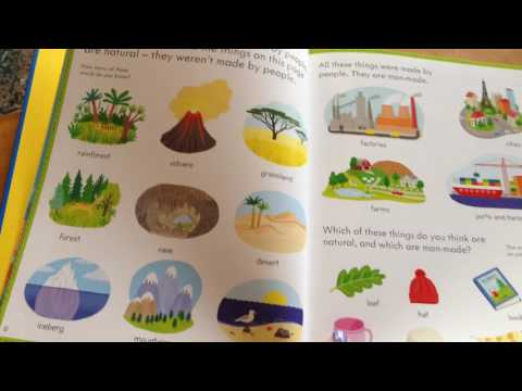 Usborne My First Reference Book Our Word